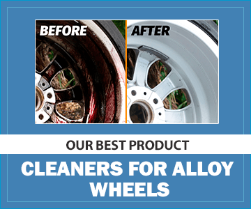 Best cleaner for alloy wheels