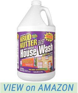 Krud Kutter HW01 Clear House Wash with Mild Odor