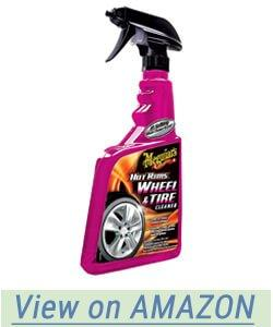 Meguiars G9524 Hot Rims Wheel Cleaner