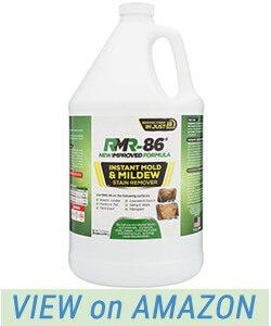 RMR-86 Instant Mold Stain & Mildew Stain Remover (1 Gallon)