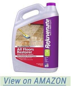 Rejuvenate All Floors Restorer Fills in Scratches