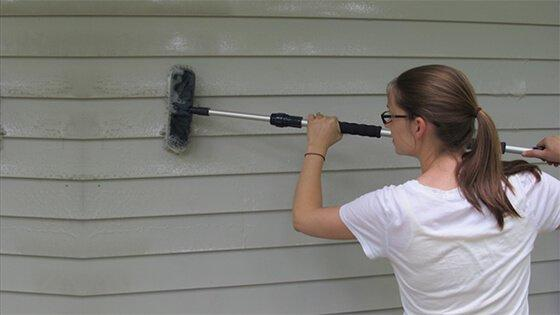 Easy Way to Clean Your Siding