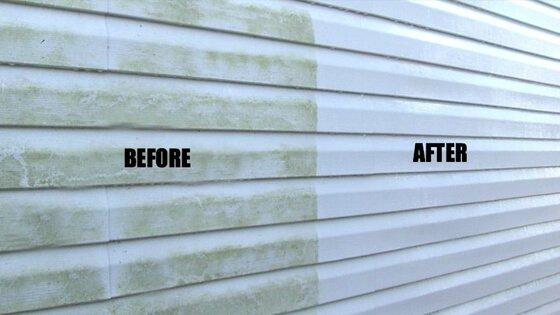 How To Clean Vinyl Siding Without Scrubbing Tips