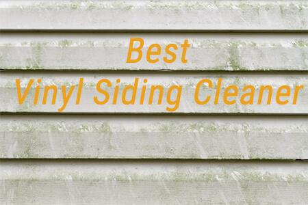 Best Vinyl Siding Cleaner Reviews And Ultimate Buying