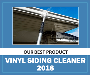 Best Vinyl Siding Cleaner