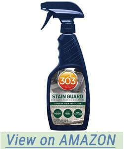 303 Fabric Protector and Stain Guard for Auto Interior Fabrics