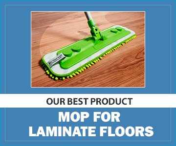 Best Mop for Laminate Floors Review