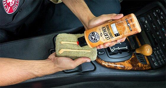 Leather Conditioner for Cars Chemical Guys