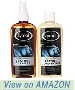 Zymol Z-507 Leather Cleaner and Z-509 Leather Conditioner