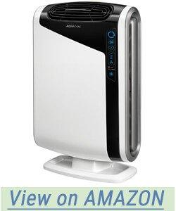 AeraMax 300 Large Room Air Purifier Smoke