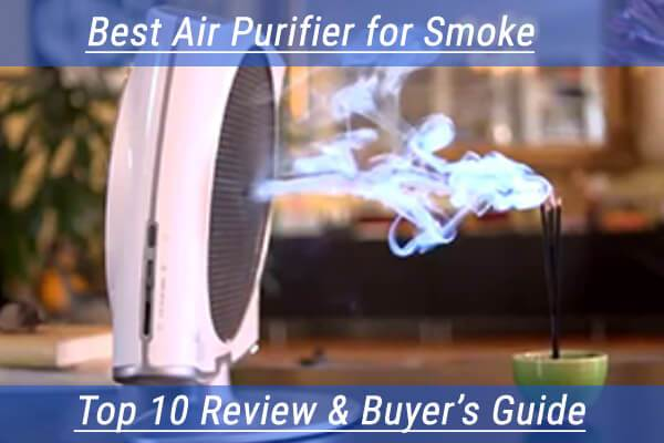 Air Purifier for Smoke