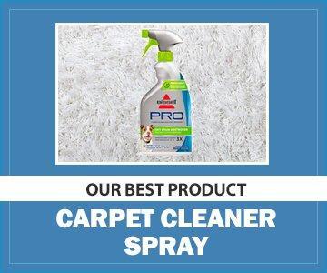 Best Carpet Cleaner Spray
