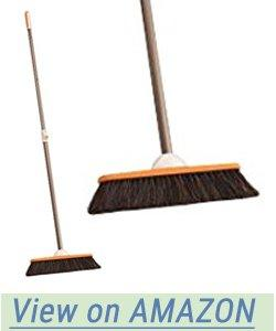 Bissel Smart Details Upright Push Broom