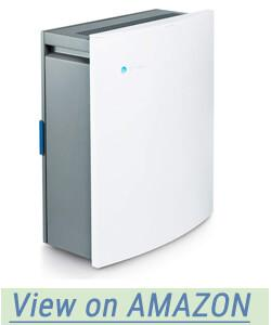 Blueair Classic 205 Air Purifier, True HEPA Performance by HEPASilent Filtration for Smoke