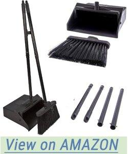 Carlisle Duo Dustpan and Broom Combo