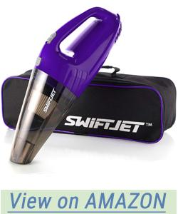 FamilyTool SwiftJet Car Vacuum Cleaner