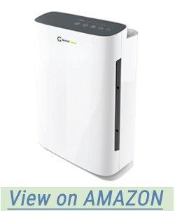 InvisiClean Aura Air Purifier 4-in-1 True HEPA