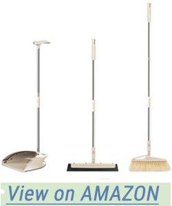 SLC Broom and Dustpan set