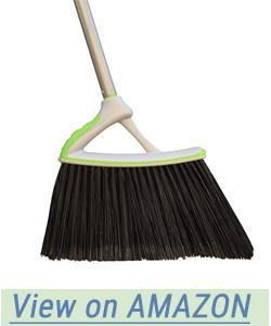 Urban Groomed Large Indoor and Outdoor Angled Commercial Power Broom
