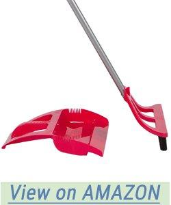 WISPsystem Broom and Dustpan