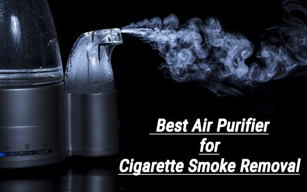 Best Air Purifier for Cigarette Smoke Removal