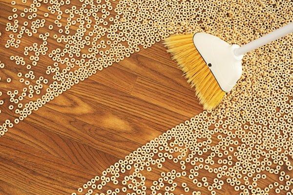 Push Broom For Hardwood Floors Carpet Vidalondon