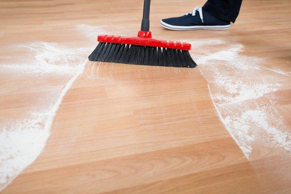 brooms for hardwood floors