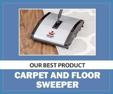 Best Carpet and Floor Sweeper