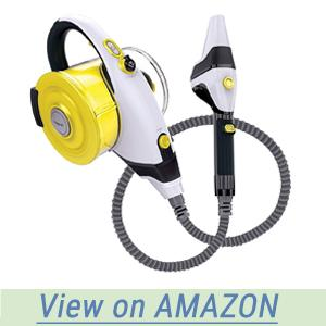 Nugeni Steampac and Portable Handheld Steamer with Extended Reach