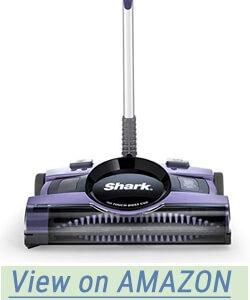 Shark Ultra-Light Cordless 13-Inch Rechargeable Floor & Carpet Sweeper