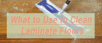 What to Use to Clean Laminate Floors