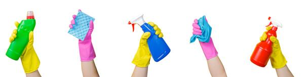non-abrasive cleaners tools