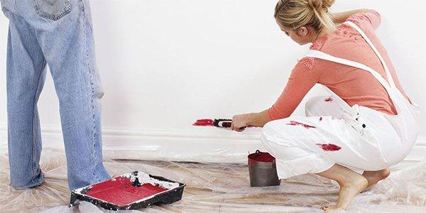 How To Remove Paint From A Laminate Floor - Tips
