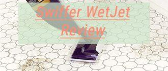 Swiffer WetJet Review Review