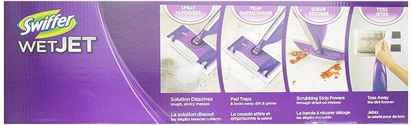 Swiffer WetJet Spray 2
