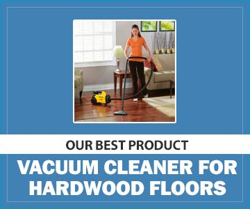 The Best Vacuum Cleaner for Hardwood Floor - The Eureka Mighty Mite (Model 36706) Corded, Canister Vacuum Cleaner