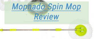 Mopnado Deluxe Spin Mop Review