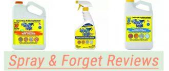 Spray and Forget Reviews